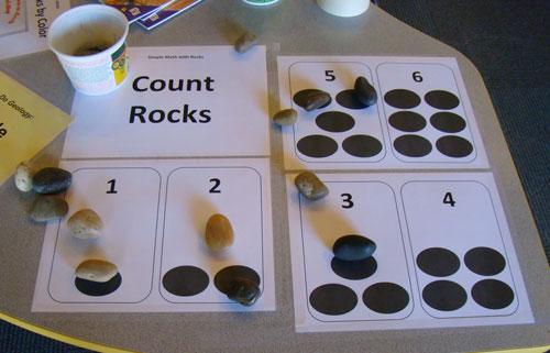 CountRocks